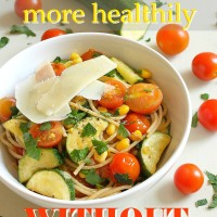How to eat more healthily without depriving yourself