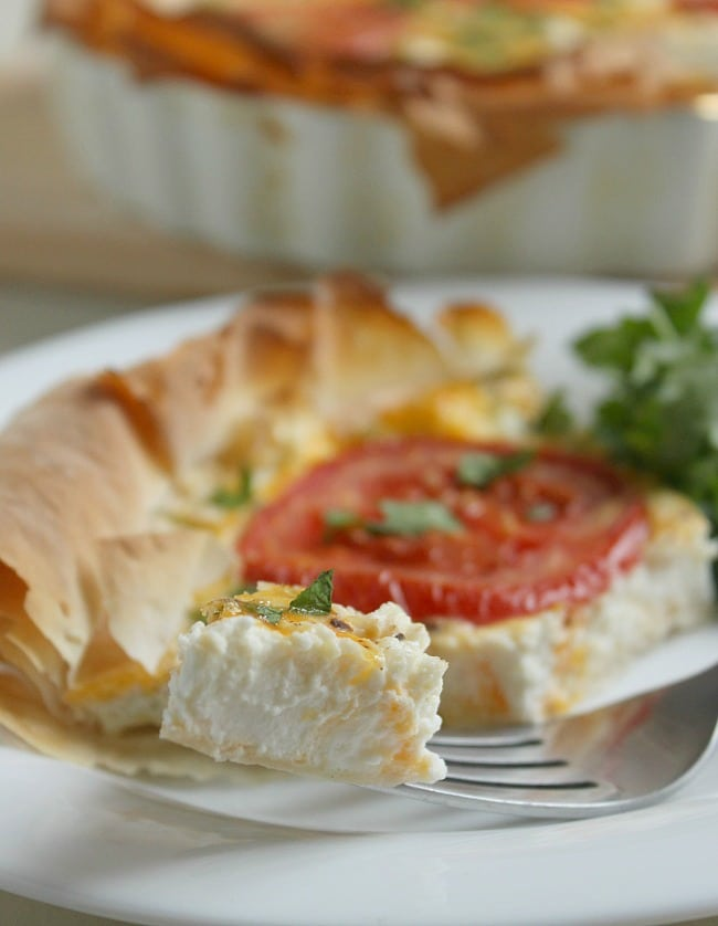 Tomato And Ricotta Tart Recipes — Dishmaps