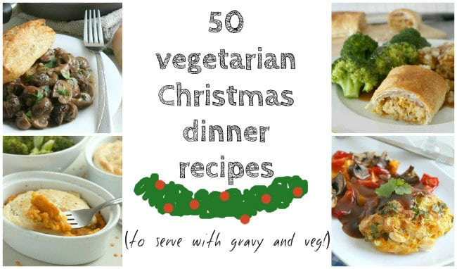 50 vegetarian Christmas dinner recipes - Amuse Your Bouche