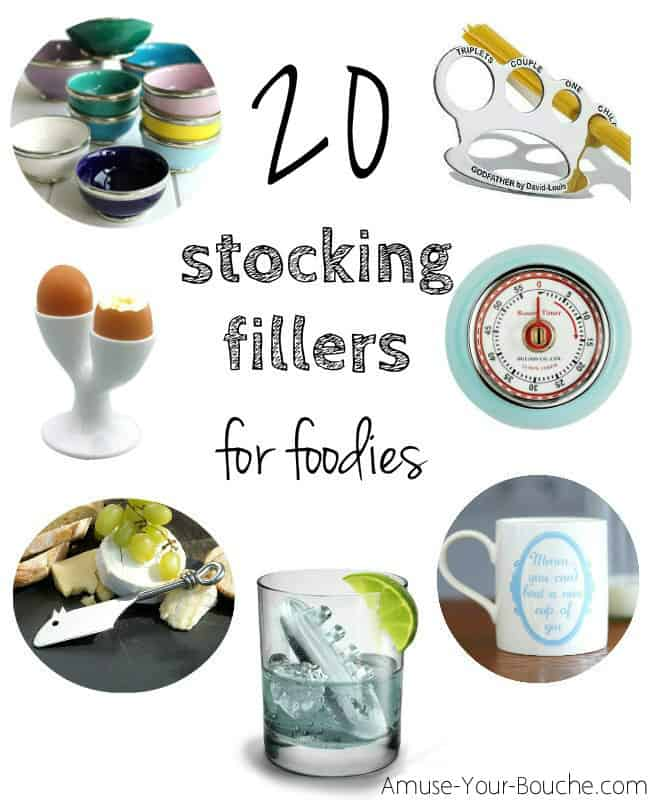 Favourite stocking fillers for foodies
