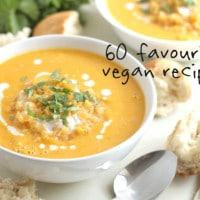 60 favourite vegan recipes