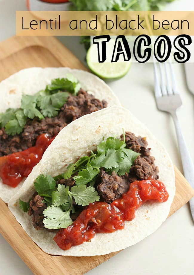 lentil and black bean tacos amuse your bouche. Black Bedroom Furniture Sets. Home Design Ideas