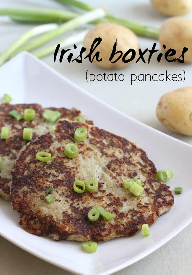Irish boxties (potato pancakes) / amuse-your-bouche.com