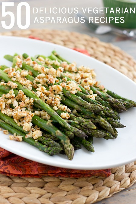 50 delicious vegetarian asparagus recipes / amuse-your-bouche.com