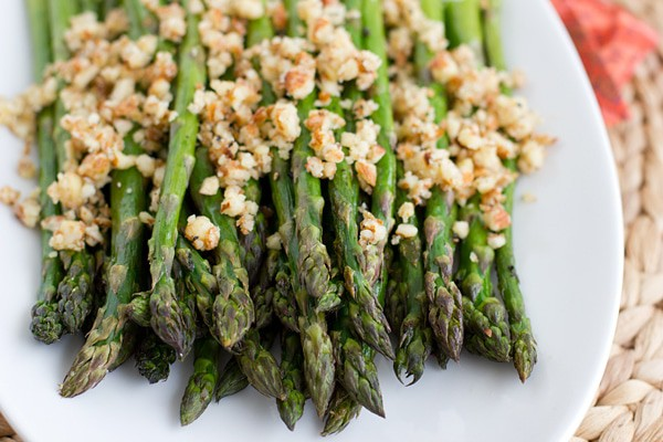 50 vegetarian asparagus recipes