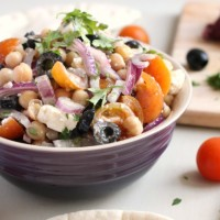 40 vegetarian picnic recipes