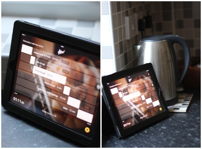 Diiing app for iPads - makes cooking complex meals much less stressful!!