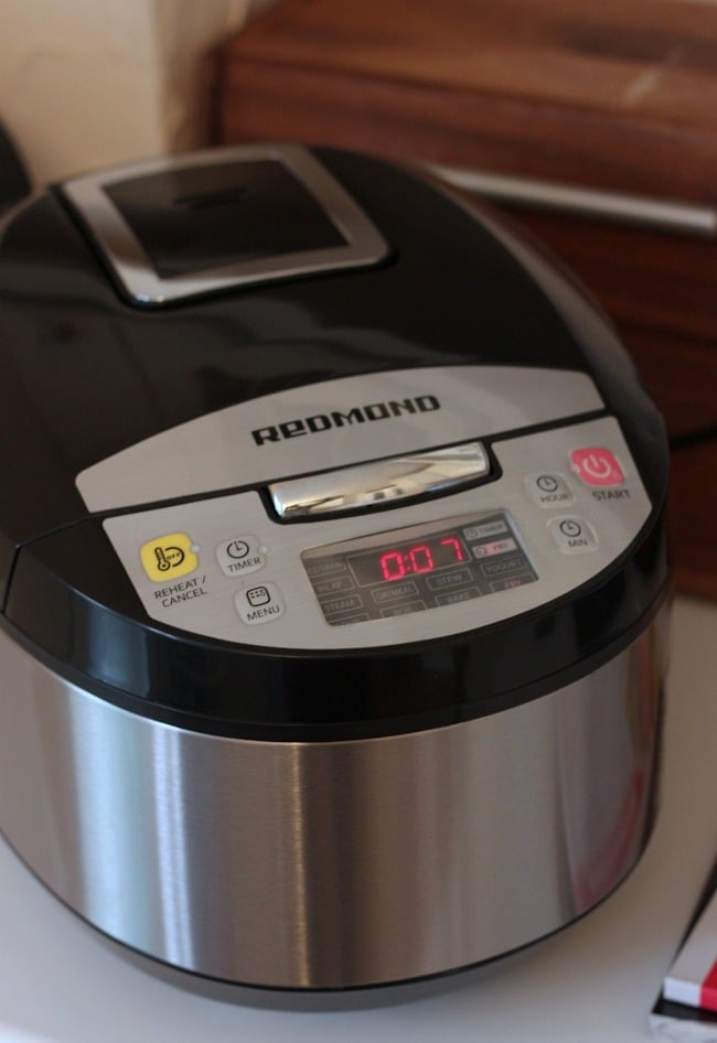 Redmond multicooker review