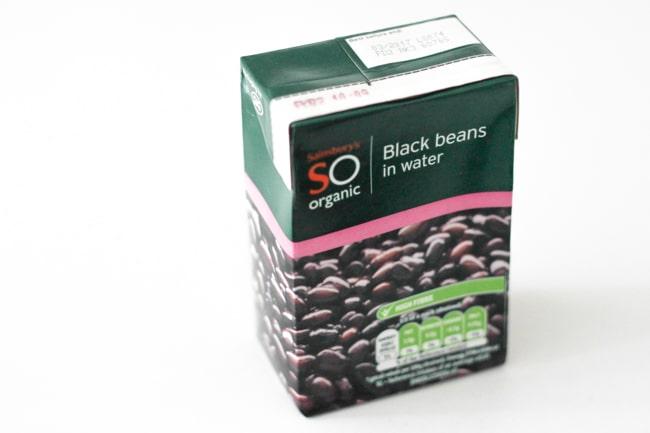Tetra Recart black beans