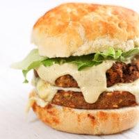 Homemade burger sauce