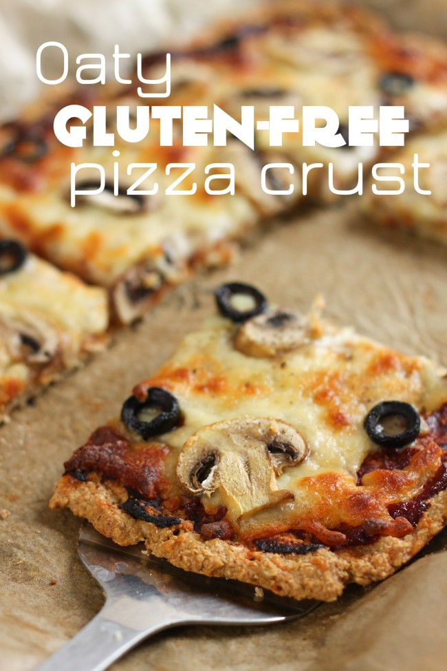 gluten-free pizza crust - a quick and easy gluten-free pizza crust ...