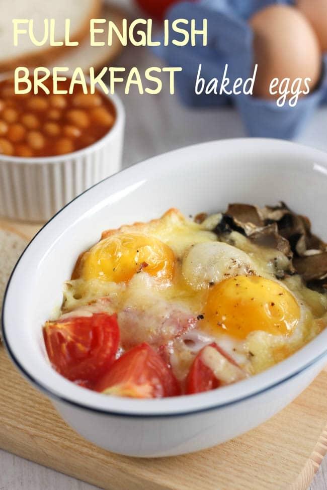 Full English breakfast baked eggs-11