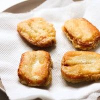 How to deep fry safely at home (without a deep fat fryer!)