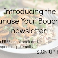 Introducing the Amuse Your Bouche newsletter!