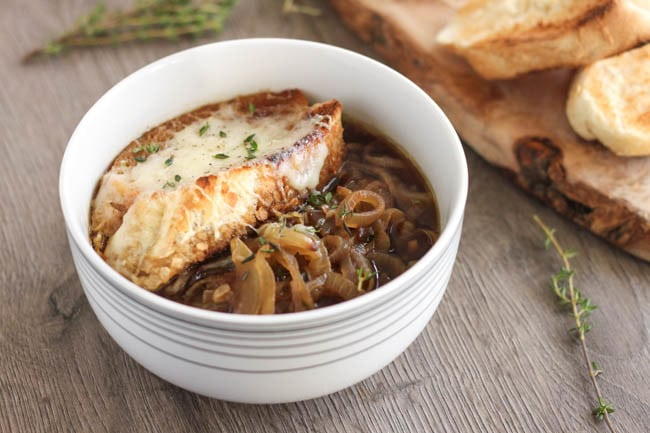 Roasted French onion soup-6