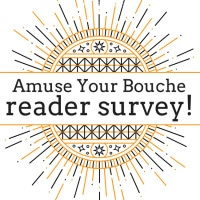 Amuse Your Bouche reader survey 2015