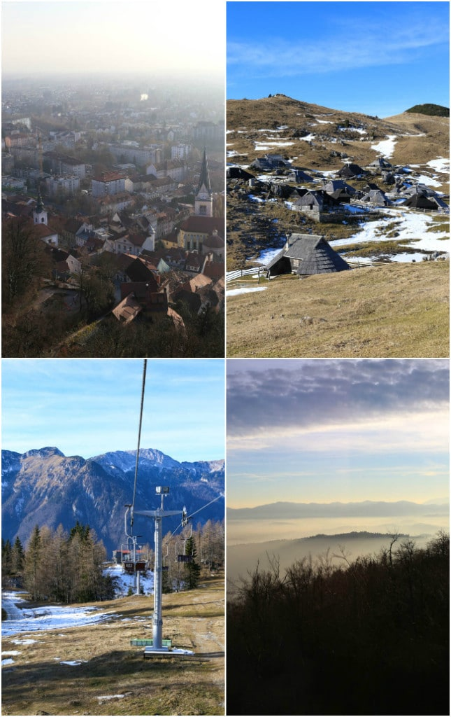 Some of the breathtaking views in Slovenia - the most stunning country I've ever visited!