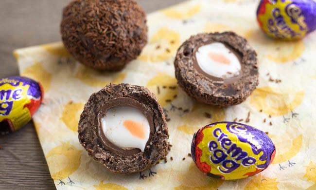 Simple Chocolate Cake Recipe With  Eggs