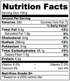 Vegan pasta NI