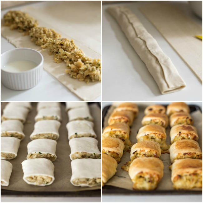 Cheese and onion lentil rolls, made almost entirely from frozen and store-cupboard ingredients! So your vegetarian picnic can be ready to go whenever the sun comes out :)