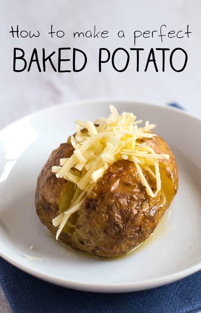 How Long Do You Bake A Potato In Foil