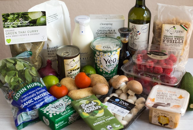 Organic products - did you know that ALL this stuff is organic?!