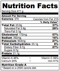 Vegetarian Caesar salad NI