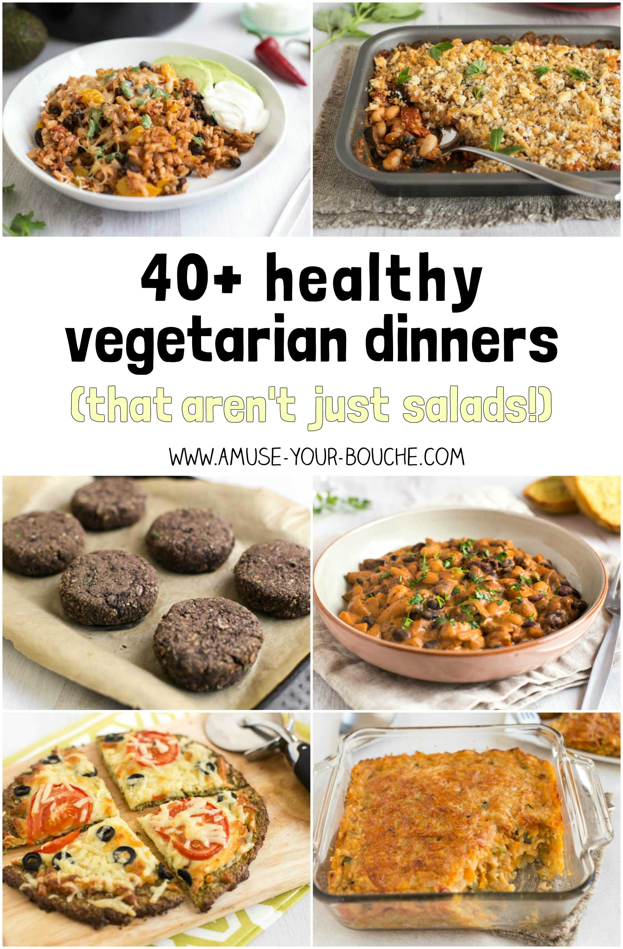 40 healthy vegetarian dinners that aren 39 t just salads amuse your bouche. Black Bedroom Furniture Sets. Home Design Ideas