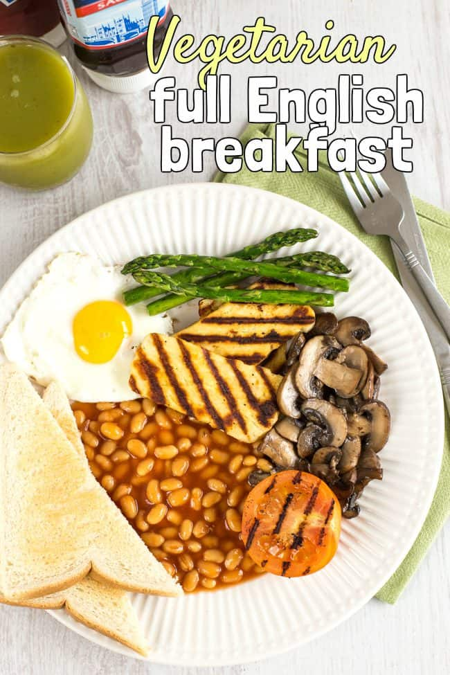 Vegetarian full english breakfast amuse your bouche vegetarian full english breakfast who said a fry up is just for the meat forumfinder Choice Image