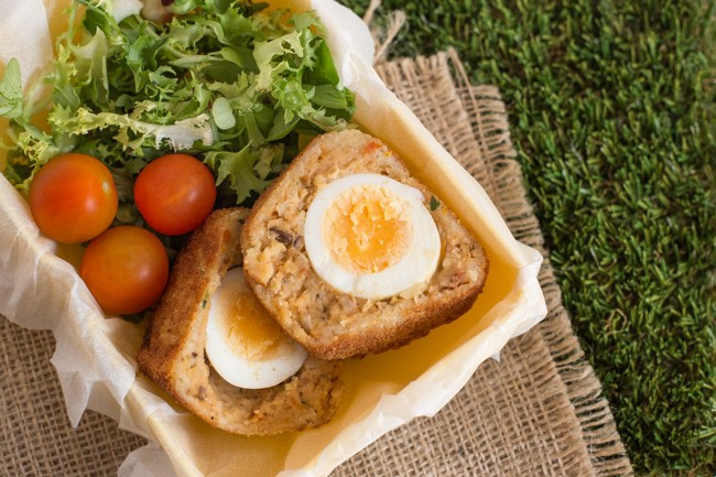 vegetarian scotch eggs amuse your bouche. Black Bedroom Furniture Sets. Home Design Ideas