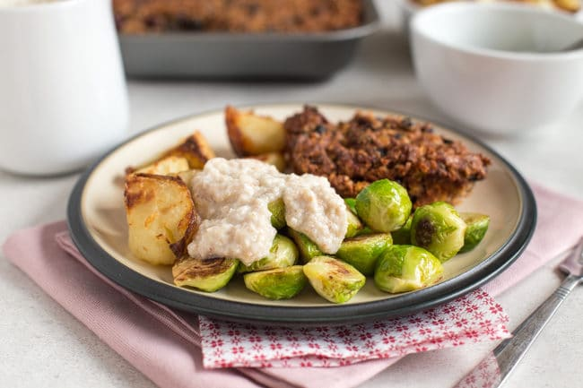 Easy homemade bread sauce - a classic British recipe, and a vital addition to your Christmas dinner!