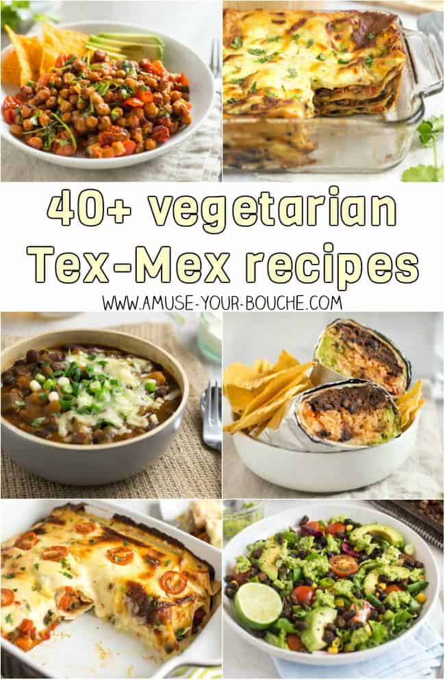 40 vegetarian tex mex recipes amuse your bouche. Black Bedroom Furniture Sets. Home Design Ideas