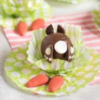Creme Egg bunny bums
