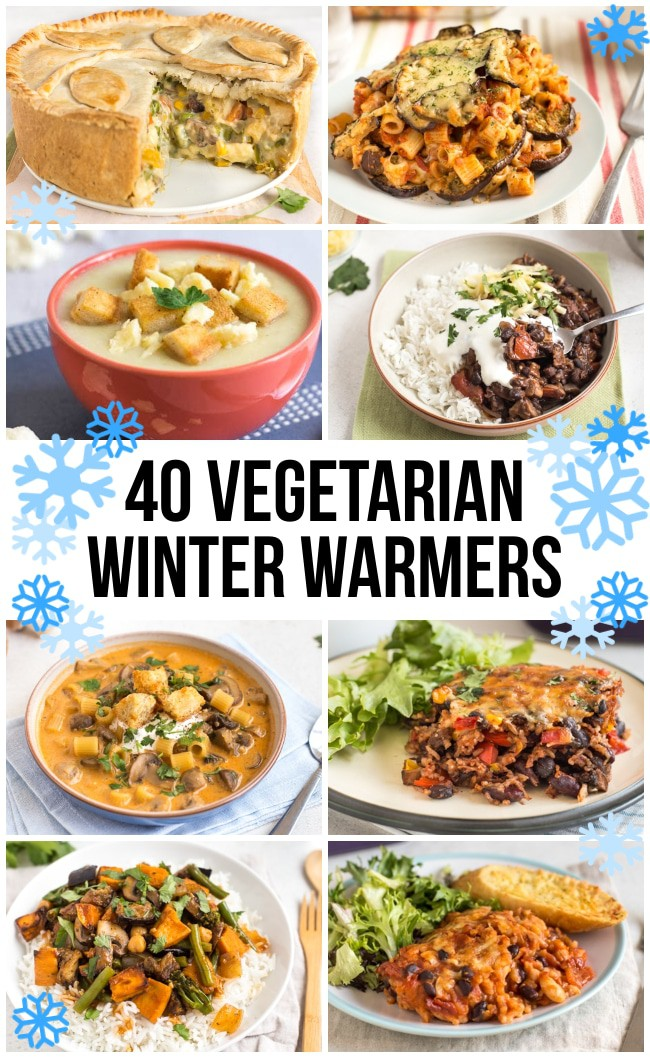 40 vegetarian winter warmers - Amuse Your Bouche